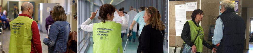 Volontari Accoglienza