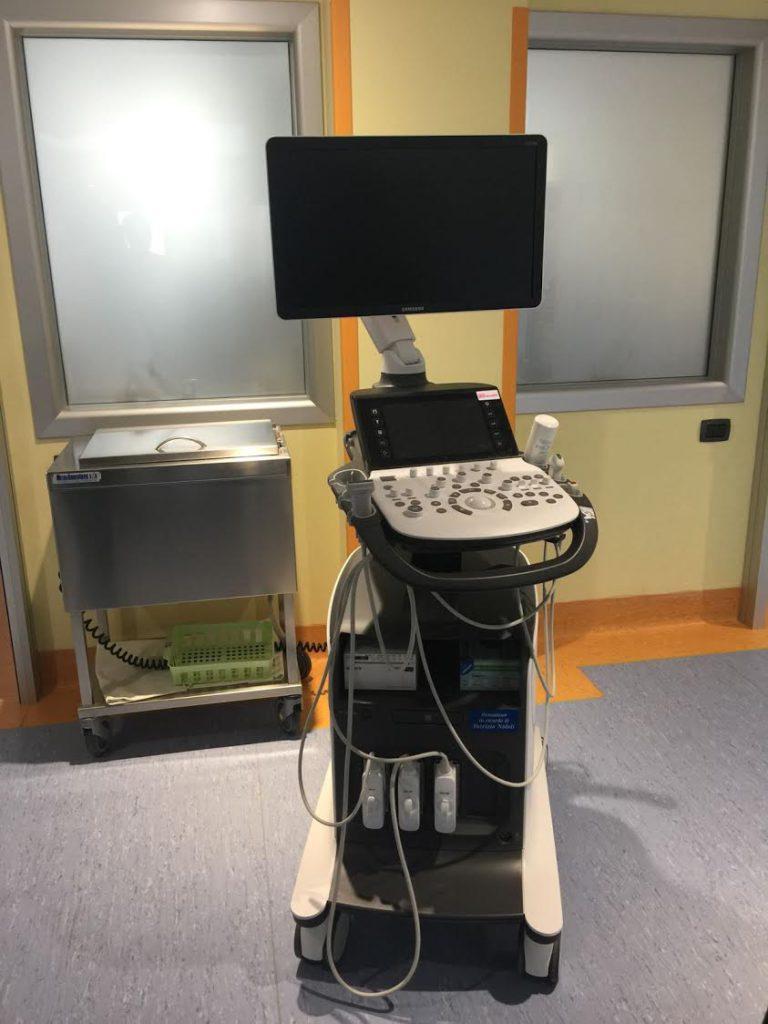 Donazione_Circolo della Bontà_Ospedale del Ponte_Terapia intensiva neonatale_Varese