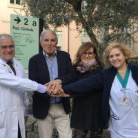 Circolo della Bontà_donazione Wifi_radioterapia varese_caos onlus