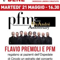 FLAVIO PREMOLI_PFM_CIRCOLO DELLA BONTA'_DONAZIONE OSPEDALE_PIANOFORTE CONDIVISO_VARESE_OSPEDALE DI CIRCOLO
