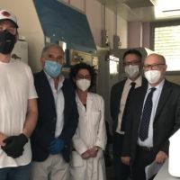MV Agusta e Circolo della Bontà_donazione ospedale di varese